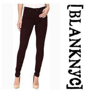 Blank NYC Jeans - ‼️SALE‼️[BLANK NYC] Brown Denim Skinny Jeans